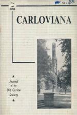Carloviana 1952