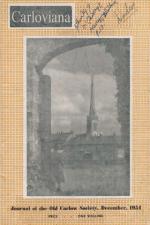 Carloviana 1954