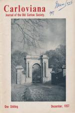 Carloviana 1957