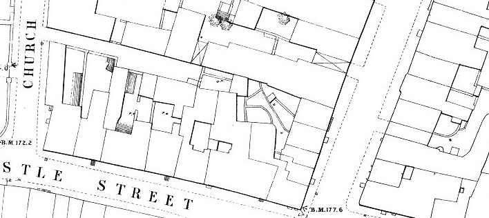 Dun St lanes 1873