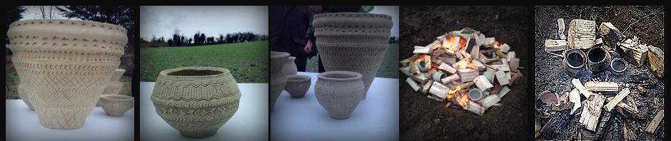 Ballon Hill Archaeology Project Prehistoric Pottery Reconstruction