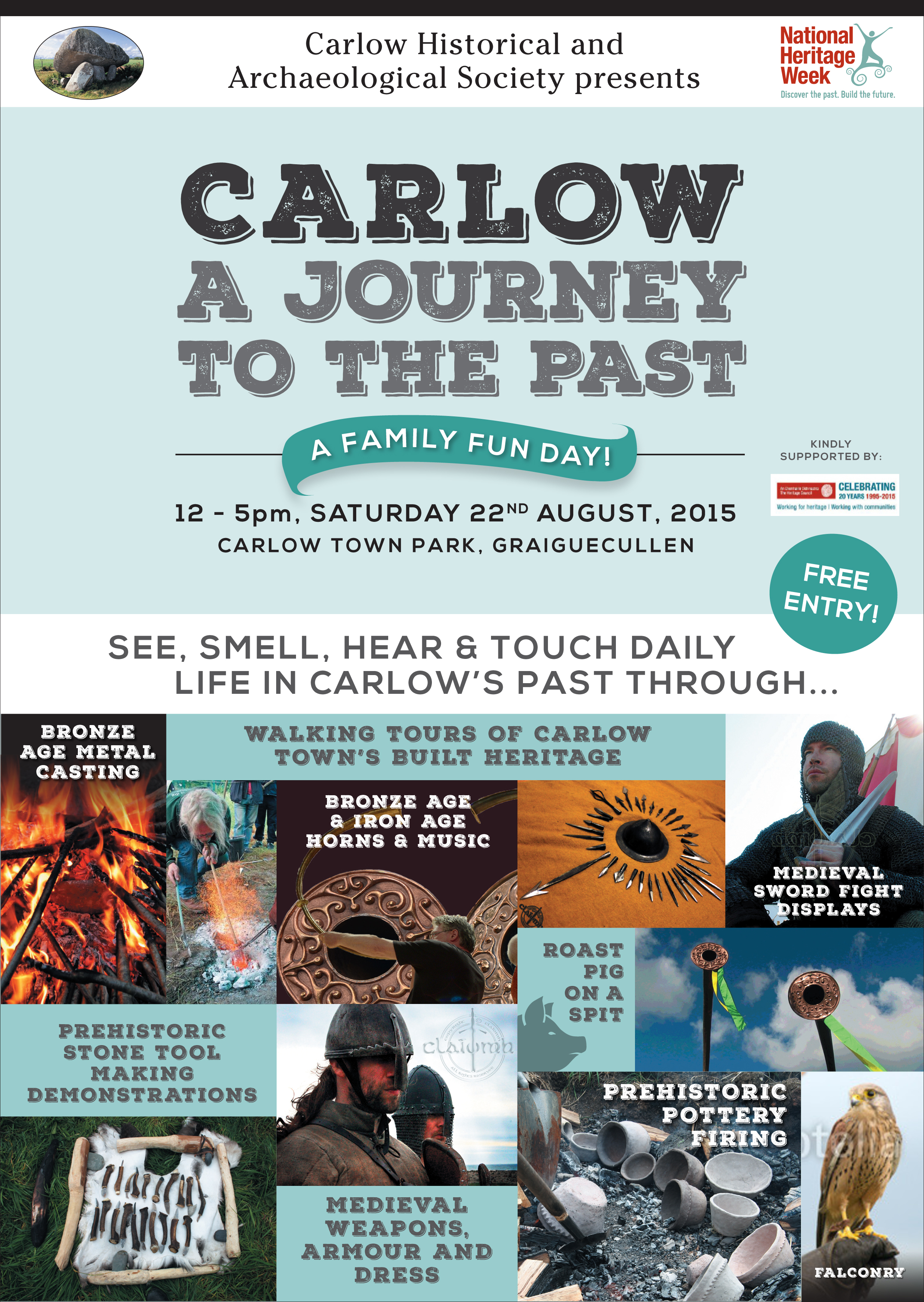Carlow A Journey to the Past