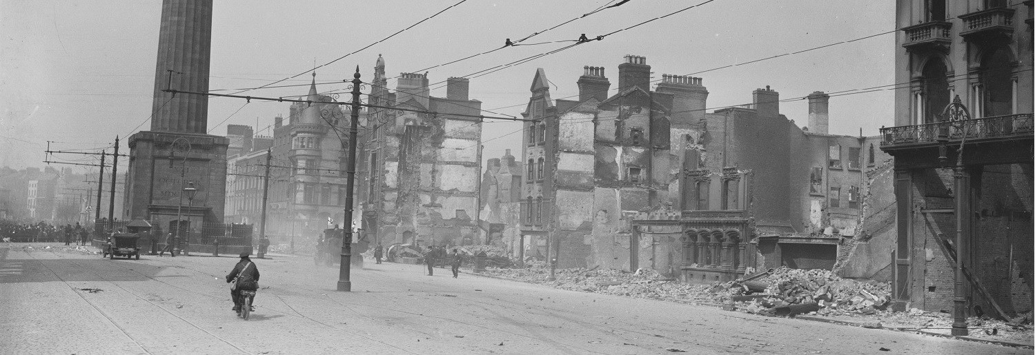 A film depicting the events leading up to, during and after the 1916 Rising