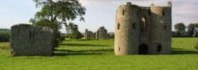 CHAS HERITAGE WEEK LECTURE 2021 'Castle gardens: thinking green in the medieval world'