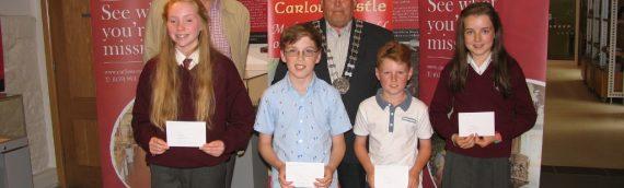 Schools History Prize Winners 2016