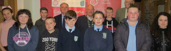 Schools History Prize Winners 2017