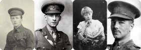 The Great War through the eyes of the Poets
