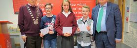 2019 Schools History Prize Winners