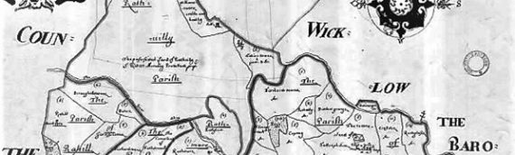 CHAS Lecture November 2020 Landholding in the new English settlement of Hacketstown, Co. Carlow, 1635–1875